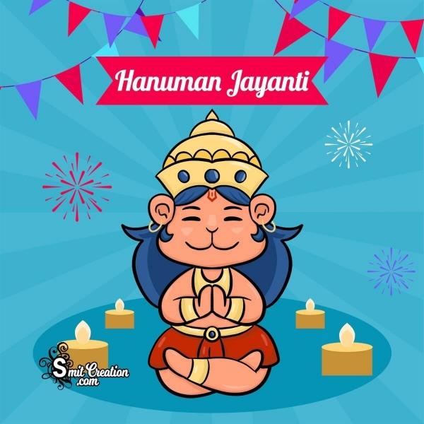 Happy Hanuman Jayanti Picture
