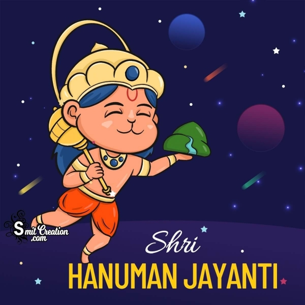 Happy Hanuman Jayanti Messages