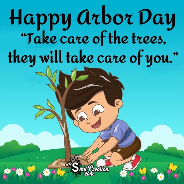 Happy Arbor Day Message For Whatsapp