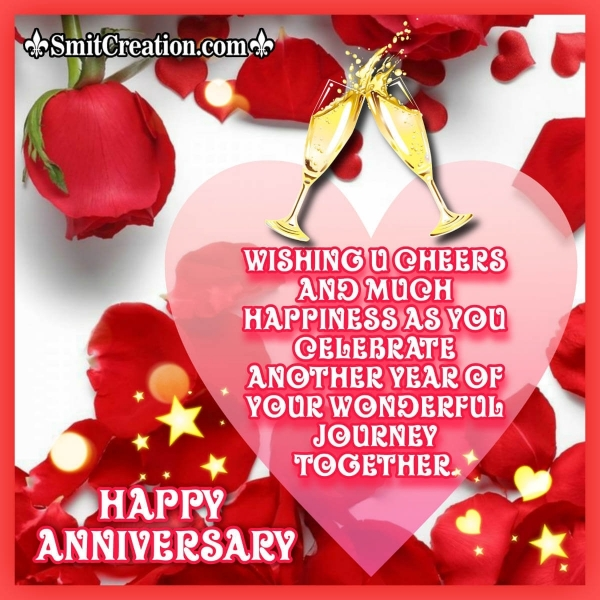 Anniversary Wish Image for the Parent