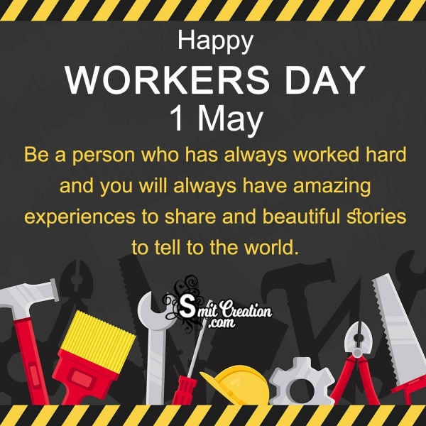 International  Workers Day Messages