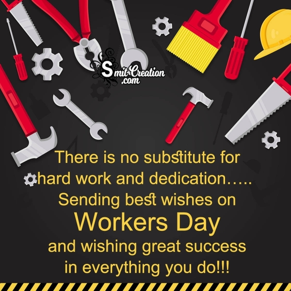 International  Workers Day Wish Message