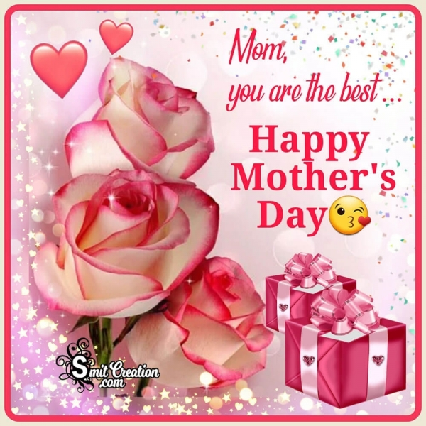 Happy Mother's Day Image For Best Mom