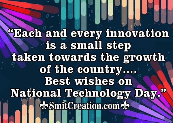 Best Technology Day Quotes