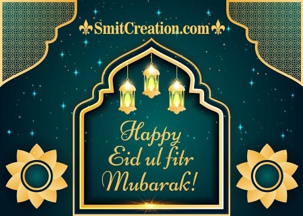 Happy Eid-Al-Fitr Mubarak