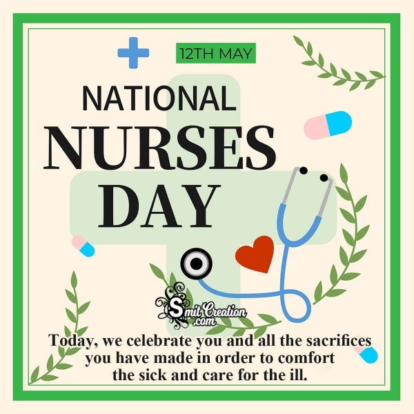 12 MAY Happy Nurses Day Quote