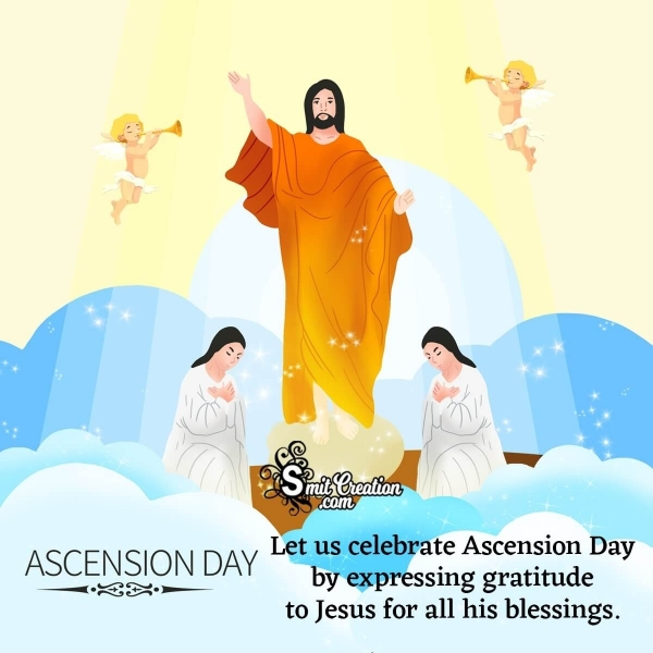 Ascension Day Message