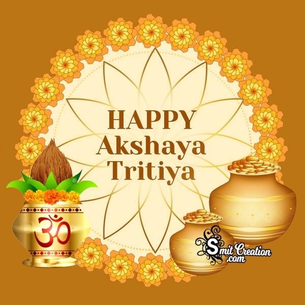 Happy Akshaya Tritiya Image