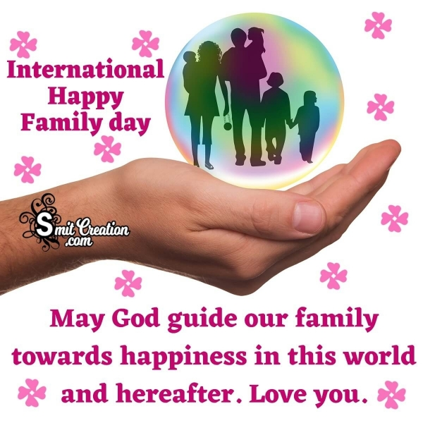 Wishes for International Family Day