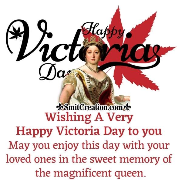 Happy Victoria Day Quotes