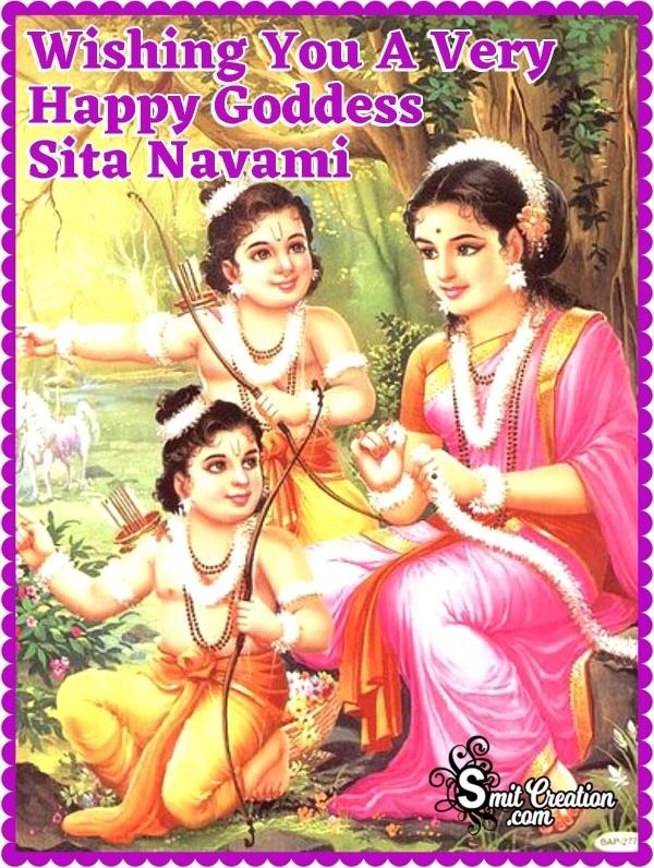 Happy Sita Navami Photo