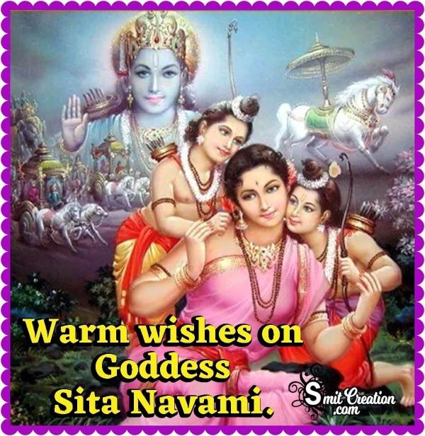 Happy Sita Navami Image
