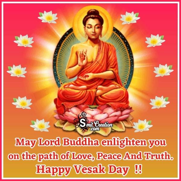 Happy Vesak Day Wishes