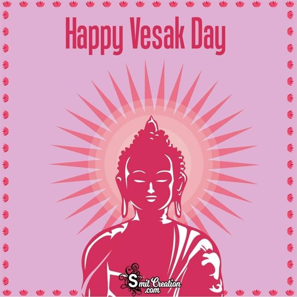 Happy Vesak Day Image