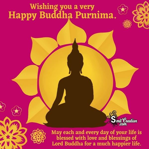 Happy Buddha Purnima Blessings