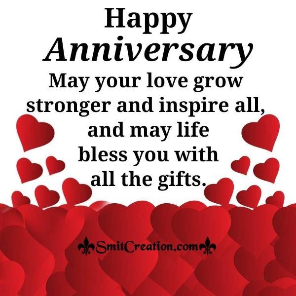Happy Anniversary Wish Pic