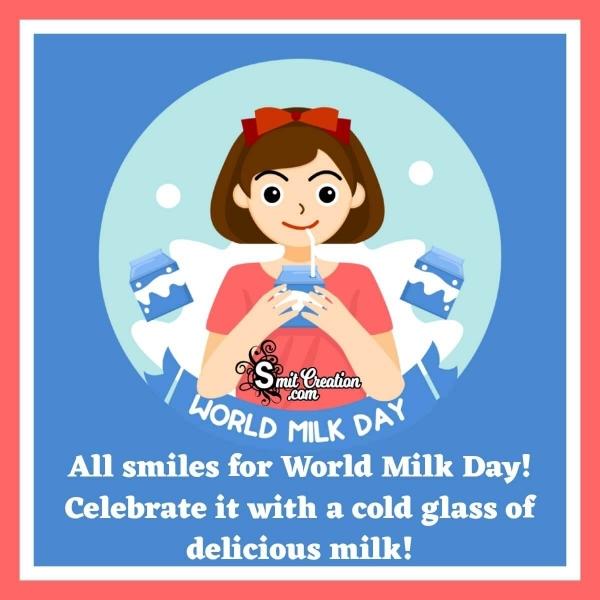 Happy World Milk Day Quotes