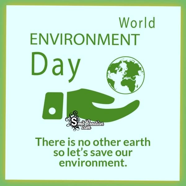 World Environment Day Image