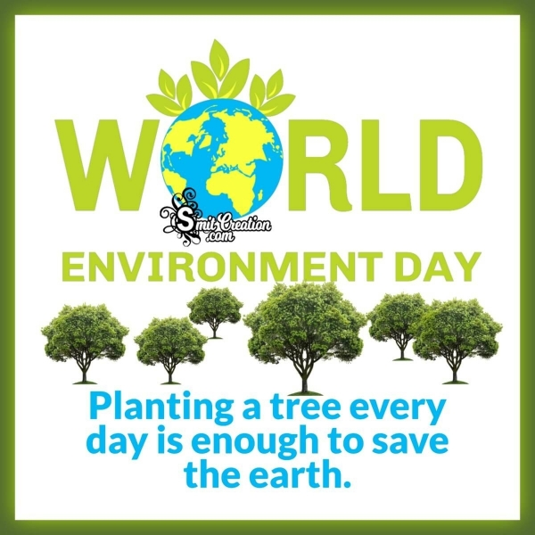 World Environment Day Pic