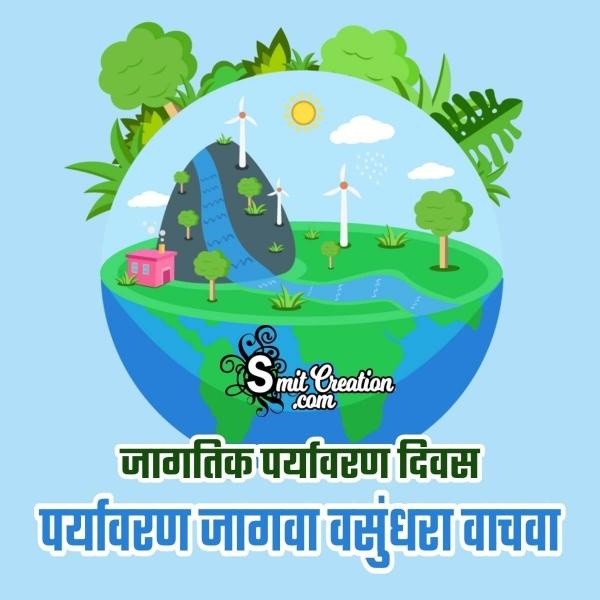 World Environment Day In Marathi