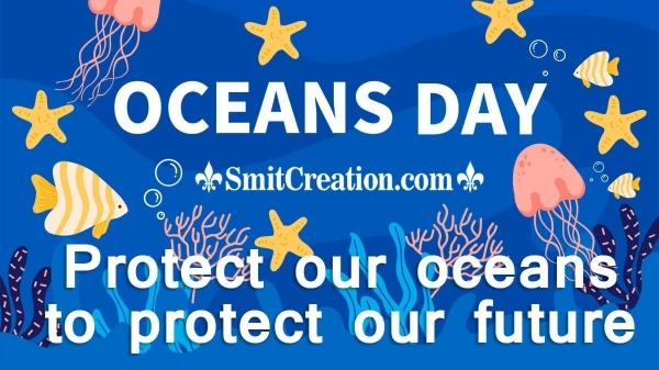 World Ocean Day Slogans