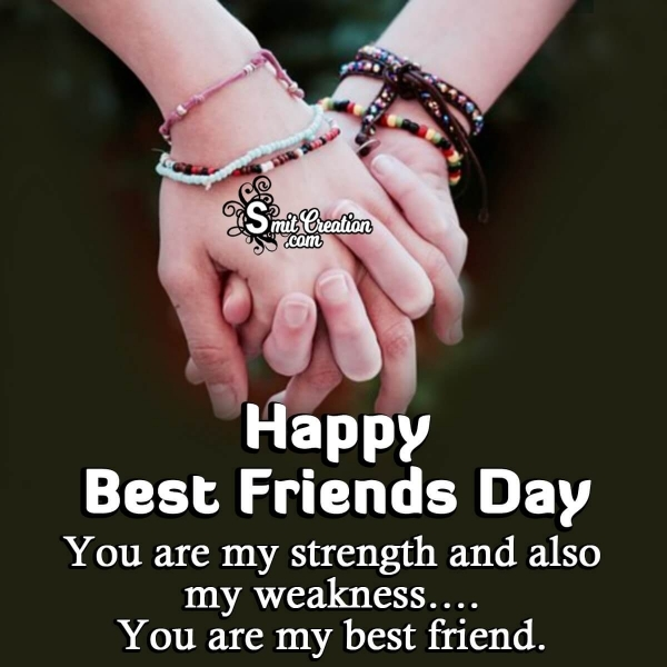 Best Friends Day Whatsapp and Facebook status