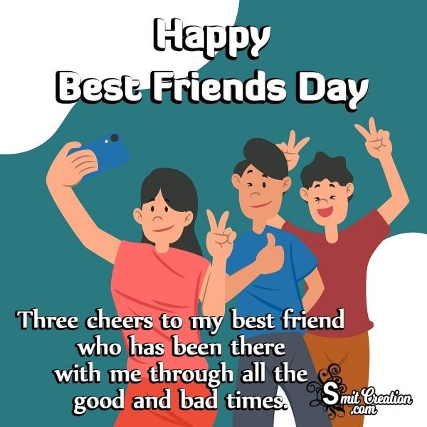 Best Friends Day Whatsapp Status