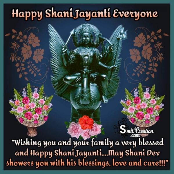 Happy Shani Jayanti  Wish For Whatsapp