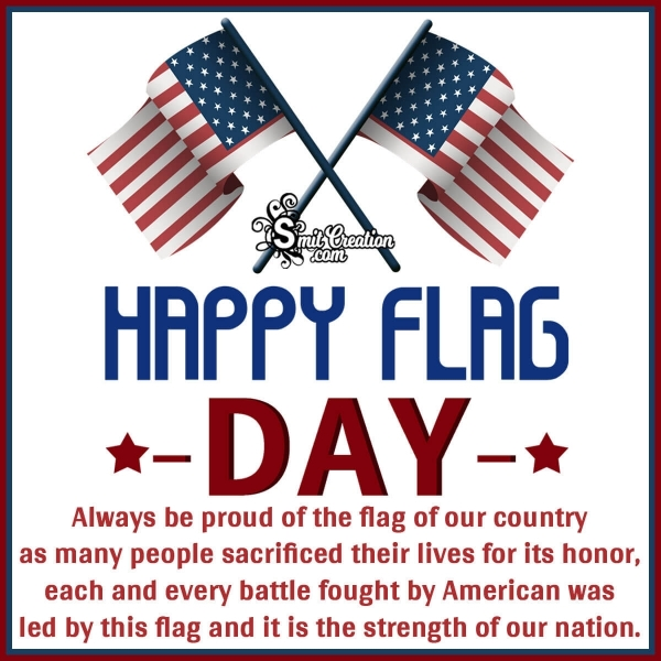 Happy Flag Day Messages