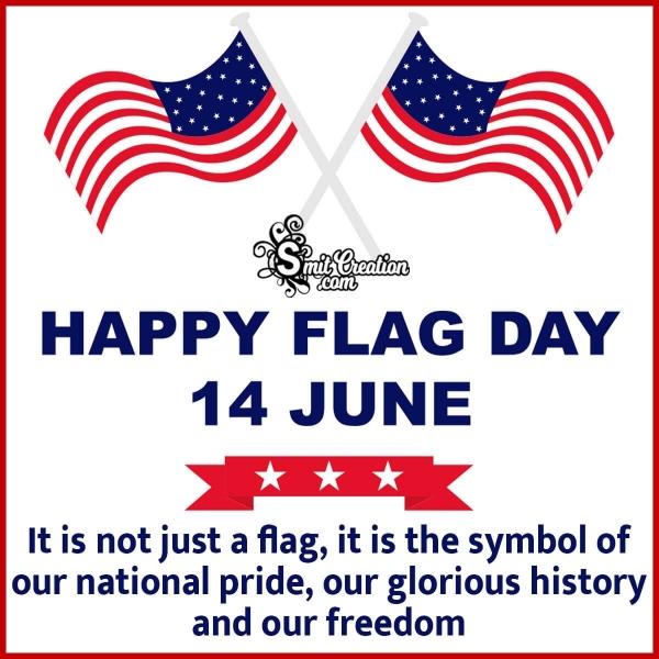 Happy Flag Day 14 June Facebook Status
