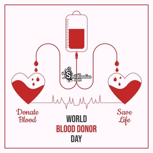 World Blood Donor Day Slogan
