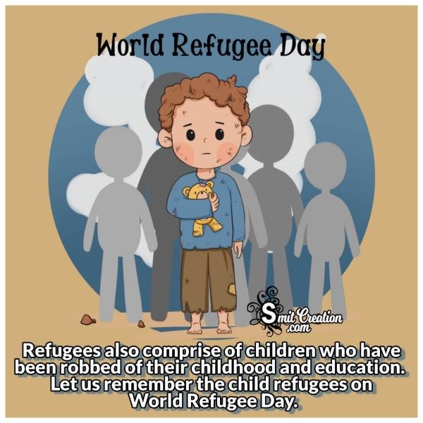 World Refugee Day Message