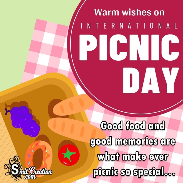 Wishes On International Picnic Day