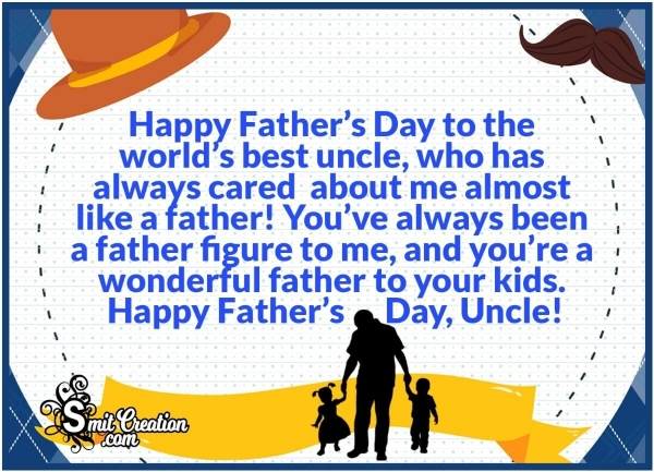 Happy Fathers Day Messages For Uncle