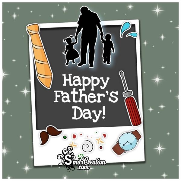 Happy Father's Day Whatsapp Photo
