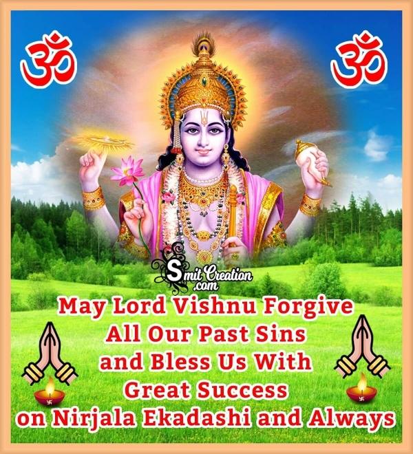 Nirjala Ekadashi Wish Image