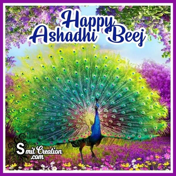 Happy Ashadhi Beej Picture
