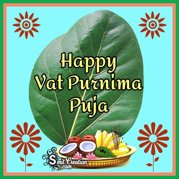 Happy Vat Purnima Puja