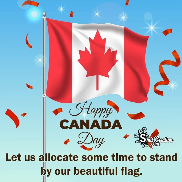 Happy Canada Day Messages