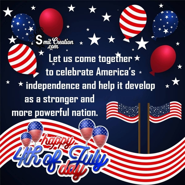 4th of July Wishes For a Client or Colleague
