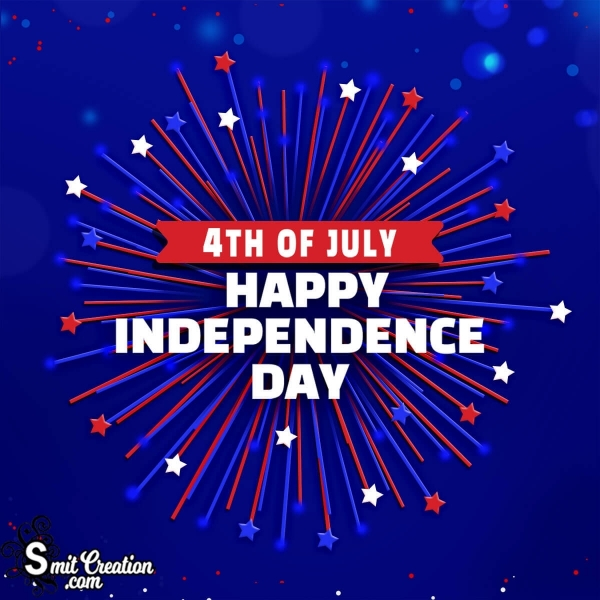 4th Of July Happy Independence Day Image