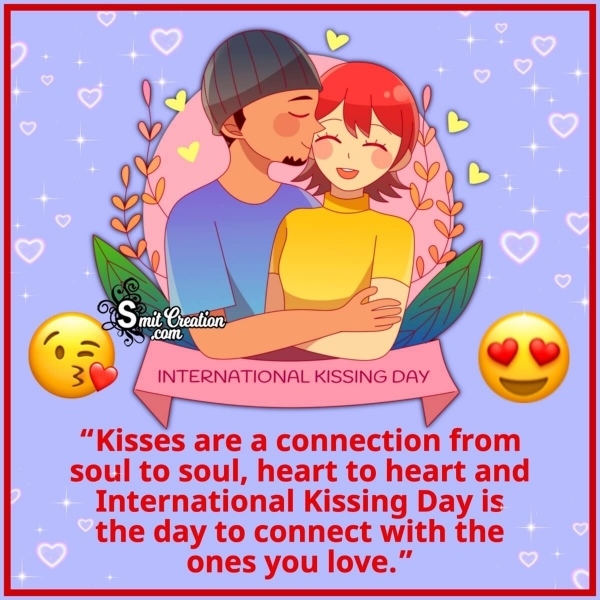 International Kissing Day Quotes