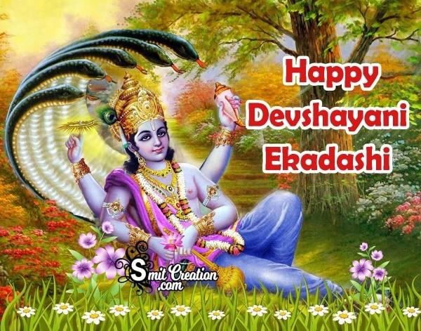Happy Devshayani Ekadashi