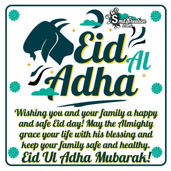 Eid Ul Adha Whatsapp Wishes