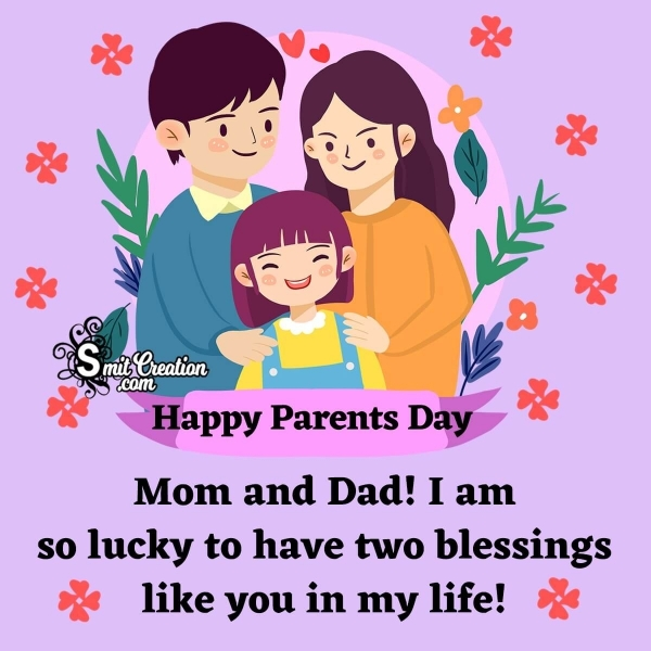 Happy Parents Day Wishes