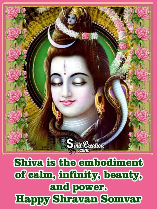 Happy Shravan Somwar Status