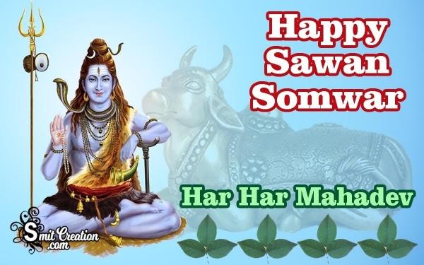 Happy Sawan Somwar