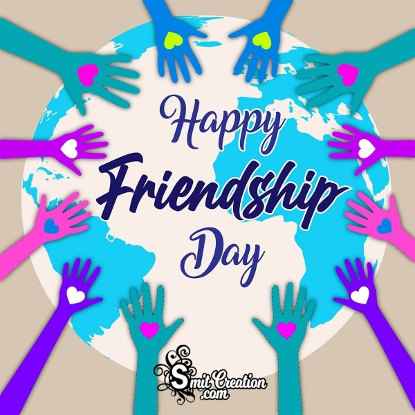 Happy Friendship Day Pic
