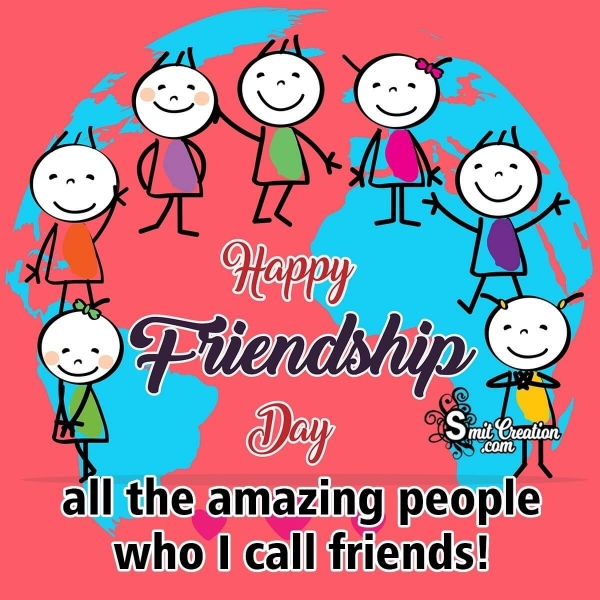 Happy Friendship Day Wishes For All Friends