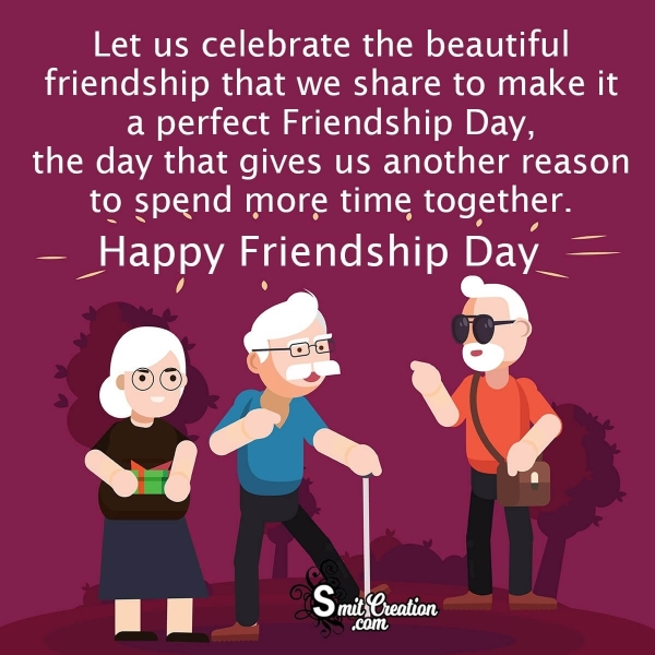 Happy Friendship Day Message For Old Friends